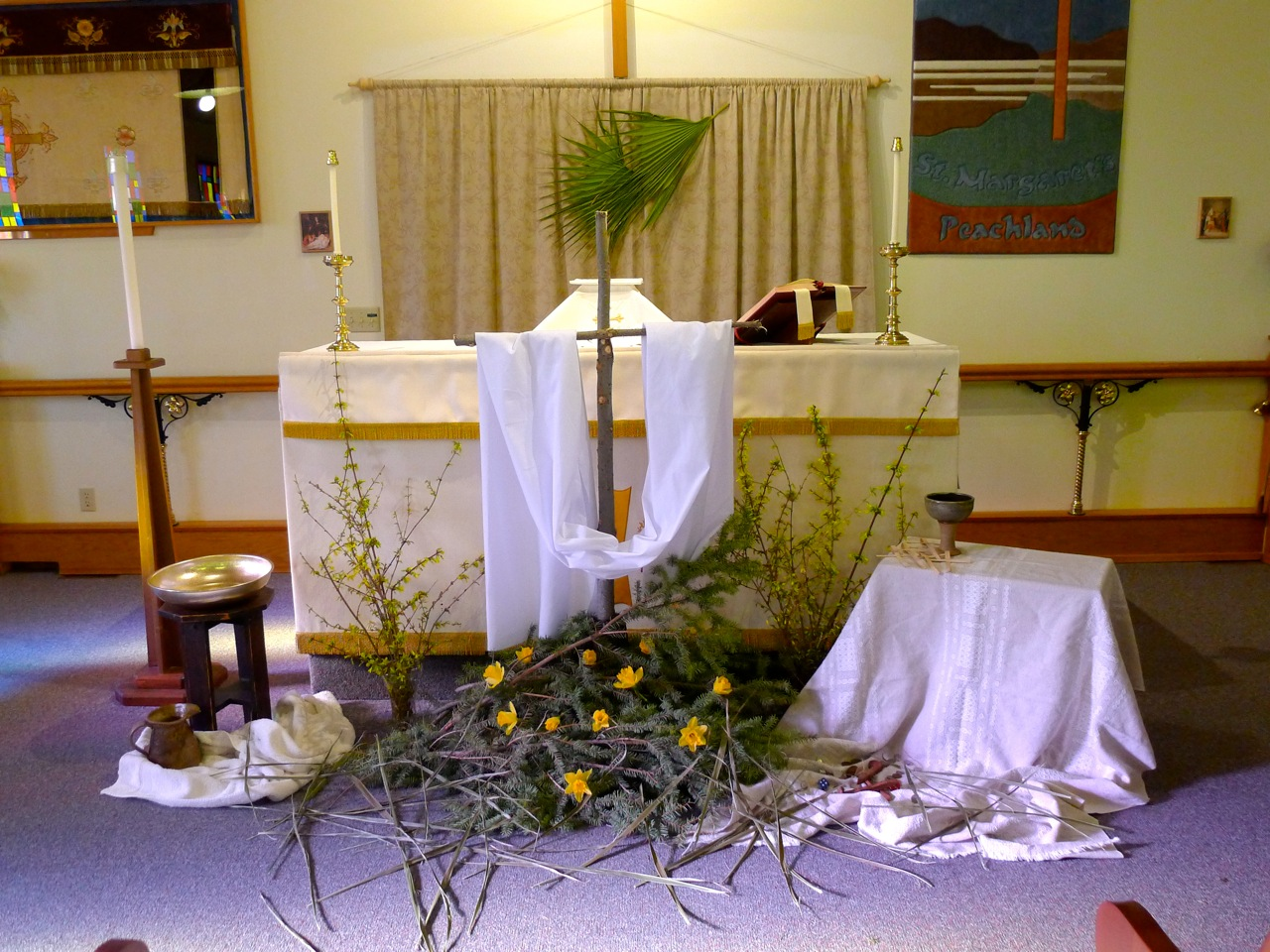 Easter Celebrations At St Margarets Anglican Church