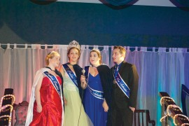 Peachland ambassadors pageant draws in big local crowds