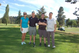 Chamber of Commerce golf tournament 2015