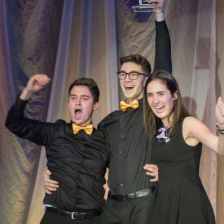 UBC management students honoured in business competition