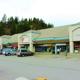 Shopping in Peachland has become even more rewarding