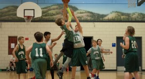 Grade 7 Lords lose to Pronghorns in third overtime