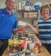 Donations welcome as Peachland food bank enters thin season