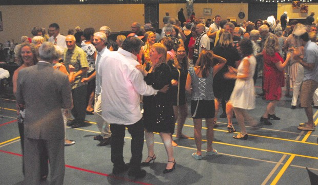 Sold-out Rotary soirée top of the Peachland pops