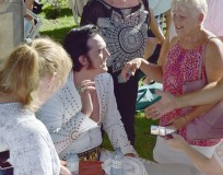 Peace in the Valley: Rotary Elvis show packs the park