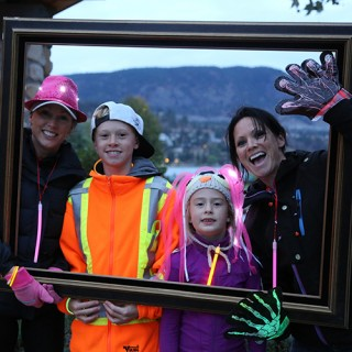 Family glow run returns to Peachland Sept. 23