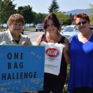 Kelowna mayor's viral food bank challenge spreads to Peachland