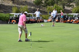 Peachland Chamber of Commerce tourney beats the heat in Summerland