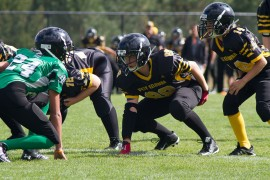 West Kelowna Tiger Cats retake the field
