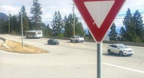 Go toward the lights: Peachland seeks input on 97 intersections