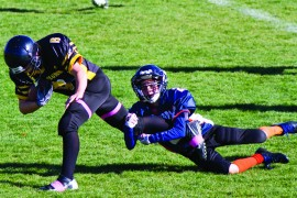 West Kelowna Tiger Cats score first win of the season