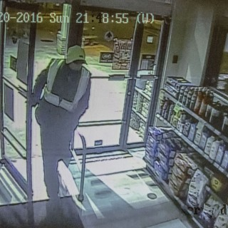 Burglary attempt at IGA