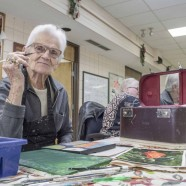 Painting in Peachland began at the age of 84