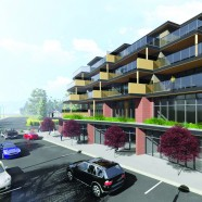 PeachTree developers show off their vision for a village