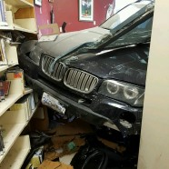 Six hospitalized after accident at the library