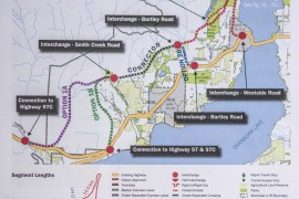 Liberals to interfere with Highway 97 transportation study if re-elected