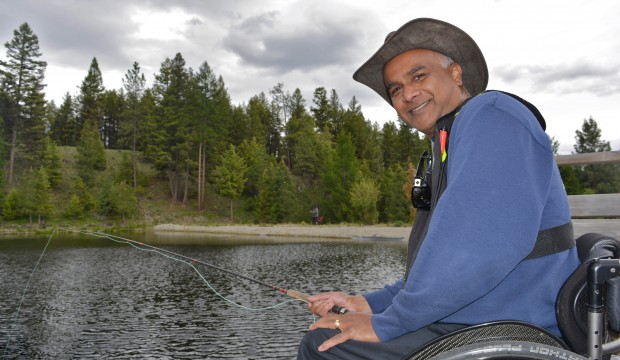 Fishing Forever making a splash in Peachland