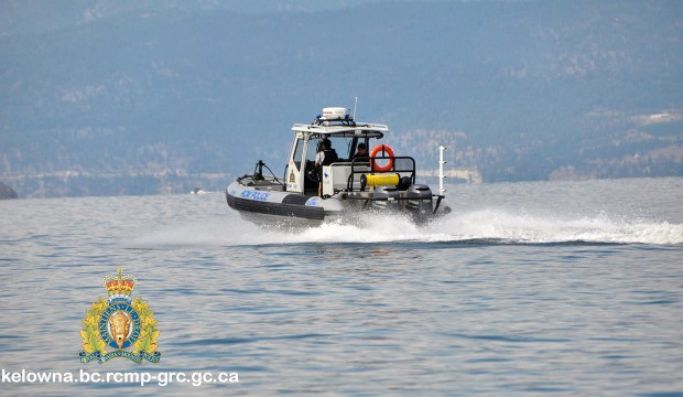 """""""A real tragedy was avoided"""" by boat cops"""