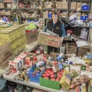 The Peachland Food Bank