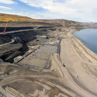 Ashton applauds Site C decision