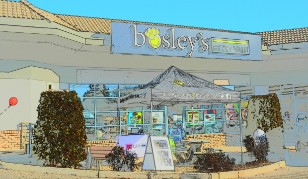Bosley's celebrates Grand Opening in Peachland