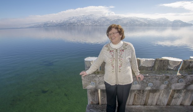 People of Peachland (feature), Martha Jenkins