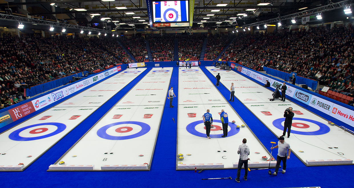 Tim Hortons Brier coming to Kelowna in 2021 | Peachland View
